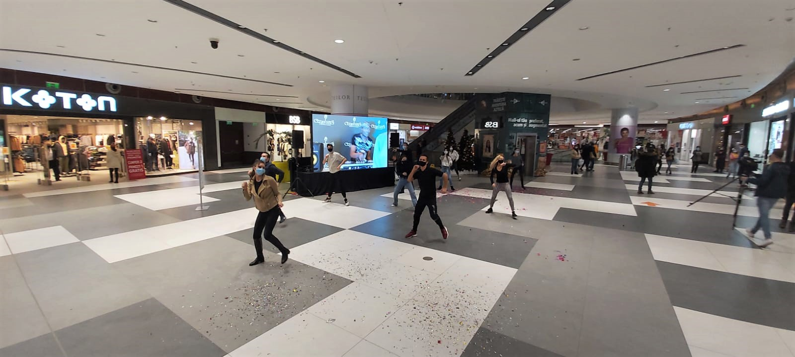 FlashMob Mall Sun Plaza 2020 2
