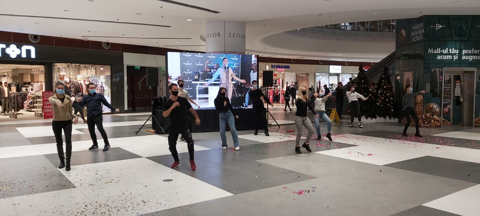 FlashMob Mall Sun Plaza 2020 3